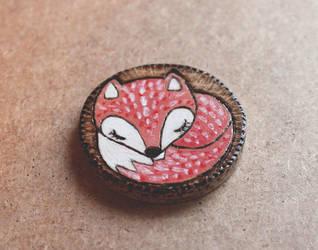 Foxy by Aijoku