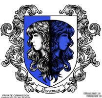 Heraldry Commission by RetkiKosmos