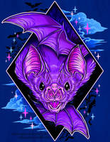 Bat Wings by RetkiKosmos