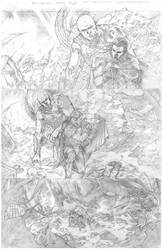 some more pencils from Journey to Adventure by benttibisson