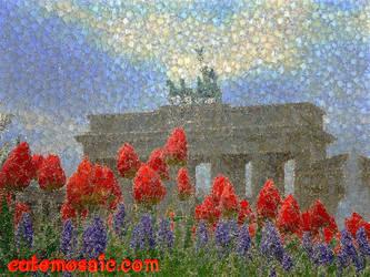Berlin mosaic by albertoven