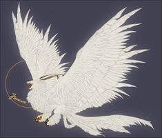 Zerucune the seraph dragon- Ref 2018 by Zerucune
