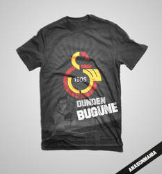 Galatasaray - Dunden Bugune by anasonmania