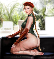 Cammy Fan Art 01 by arion69