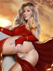 Blood Elf by arion69
