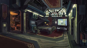 Sundy's Room by Erlson