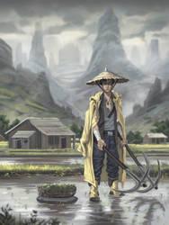 The Farmer by Erlson