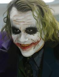 Portrait of a Madman by Frank-w2