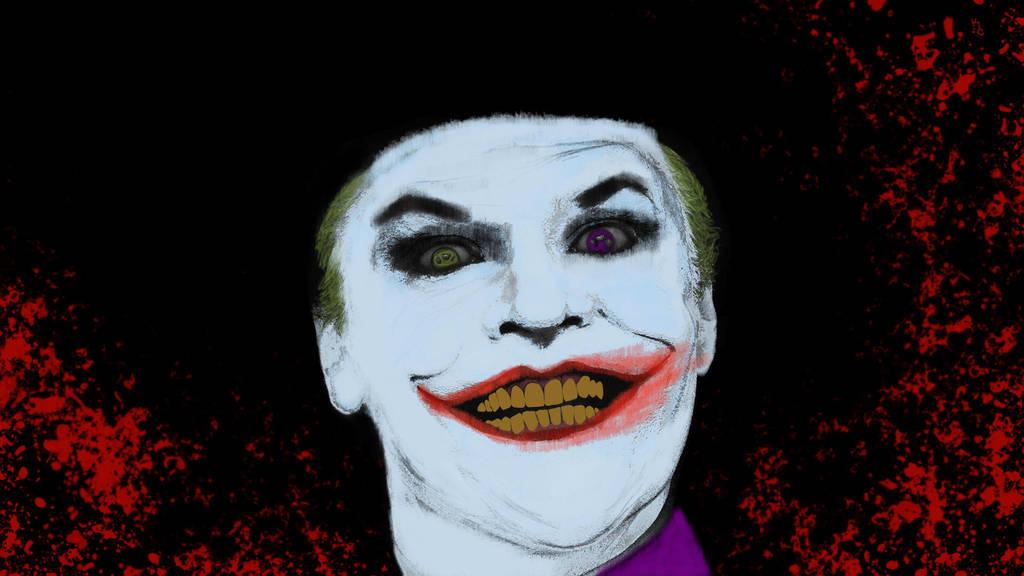jack the joker by KnighHunter