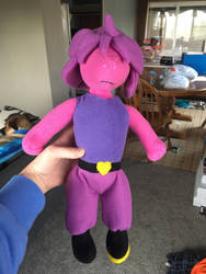Susie plushie WIP by Follow-to-wonder