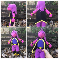 Susie plushie by Follow-to-wonder