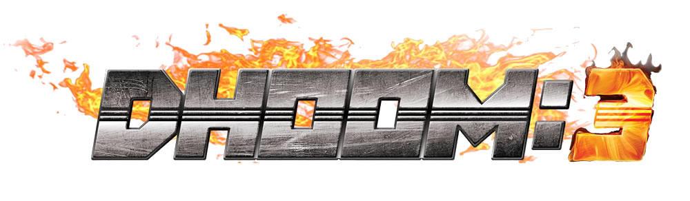 Image result for dhoom 3 logo