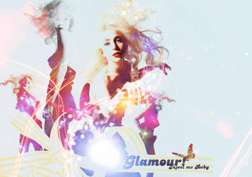 gaga glam by gagauniverse