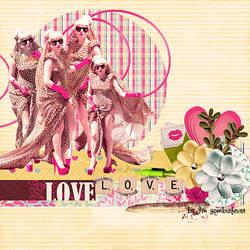 Love Gaga by gagauniverse