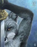 Silent Blade by KaceyM
