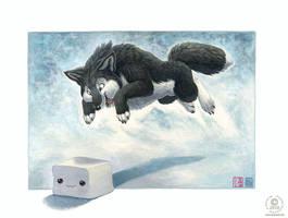 Tofu Foxie by KaceyM