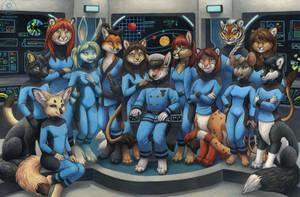 Phoenix Crew by KaceyM