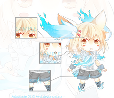 [CLOSED] Adoptable 02 by Staccatos
