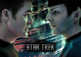 Star Trek by ChrisOSemrik