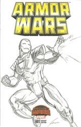 ArmorWars1blanksketchcover by wildpegasus13
