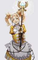 Lissa by Carcoiatto