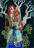 Weena contest: Prisoner by Agatha-Macpie