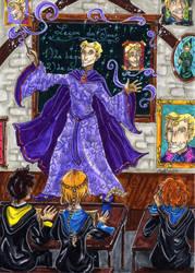 Magical me by Agatha-Macpie