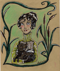 Gift: Victoria for Viseniya by Agatha-Macpie