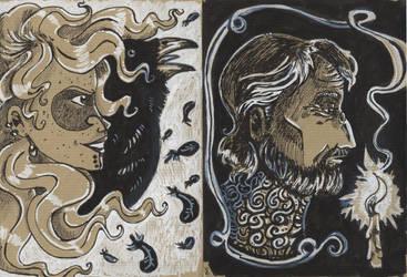 Profiles by Agatha-Macpie
