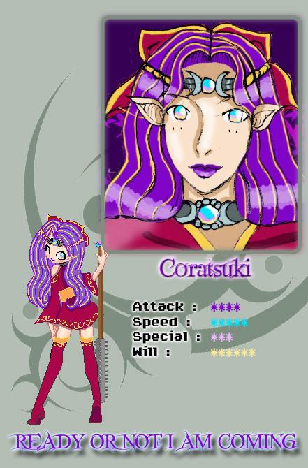 Coratsuki's Profile Picture