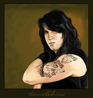 Glen Danzig by victoriandeath