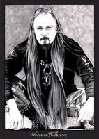 Ace Quorthon by victoriandeath