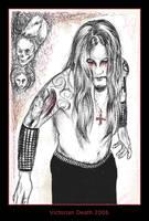 Dark Ink by victoriandeath