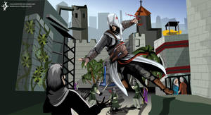 Assassins creed by kalath666