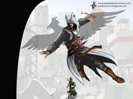 Assassins creed wallpaper by kalath666