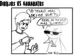 Dibujos VS Garabatos by 4u5