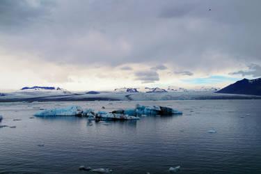 Iceberg stories by Grenier-Illiane