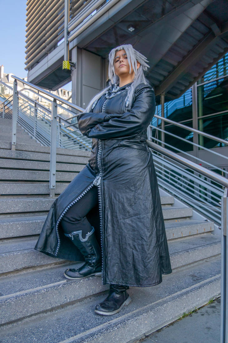 Where do you think you're going ? - Xemnas cosplay by Grenier-Illiane