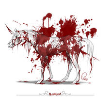 Bloodlust by psychopony