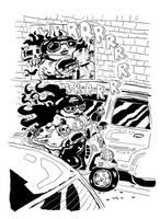 Boo-Jee Grrrl Prev. pg.1 Inks by soliton