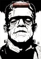 Frankenstein's Monster by soliton