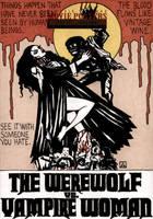 The Werewolf VS Vampire Woman by soliton