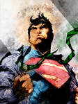 Superman by christophersean