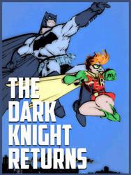 The Dark Knight Returns by christophersean