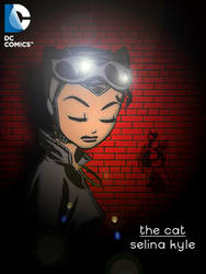 The Cat by christophersean