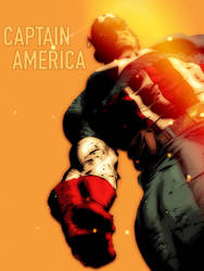 Captain America by christophersean