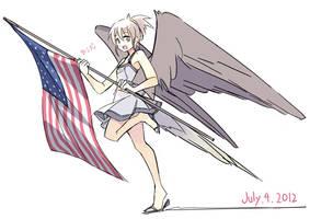 Independence day by guntama