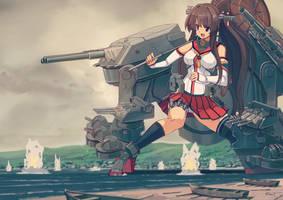 Yamato by guntama