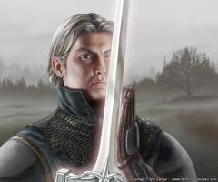 Ser Arthur Dayne by henning