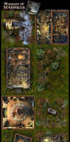 Mansions of Madness, Call of the wild expansion 2 by henning
